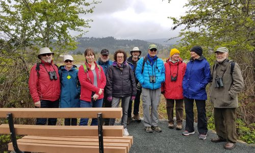 Nature Ramble at Buttertubs Marsh - April 13, 2019